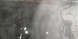 Tűzhelyen felejtették az ételt, füst lepte el a pécsi lakást