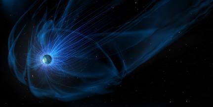 A nikkel a Föld mágneses terének fundamentuma
