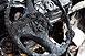 Kigyulladt egy személyautó Pécsett, a Sport utcában