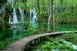 Nyáron is vonzó úticél a Plitvicei tavak