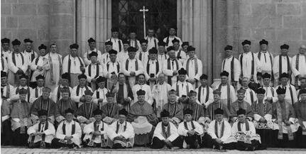 Könyv jelent meg az 1936. évi egyházmegyei zsinatról