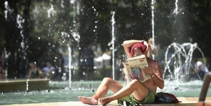 Az egyik legintenzívebb hőhullám volt nyáron, sok ilyenre lehet még számítani