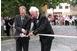 Új emléktáblákat avattak az Ágoston téren