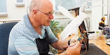 Már Pécsett is dolgoznak nyugdíjasok a nemrég alakult szövetkezeten keresztül