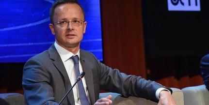 Szijjártó az ukrán nagykövetet is a szőnyeg szélére állítja