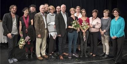 Cserna Antal nyerte a legjobb férfi alakítás díját
