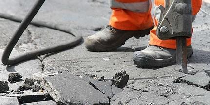 Elkészült a Gorkij utca felújítása Komlón