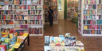 Új könyvesbolt nyílik Pécsett, a Széchenyi téren