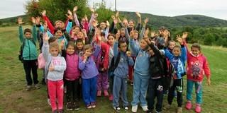Erdei iskolában tanultak a tolnai gyerekek