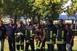 Tűzoltóbemutatót tartottak a Hauni Családi Napon