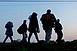 Negyvenkilenc határsértőt tartóztattak fel Baranyában
