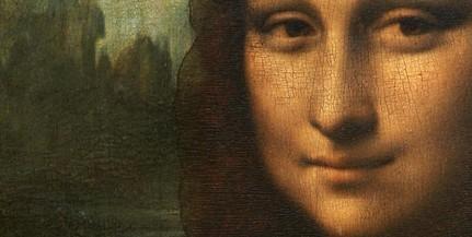 Szeretné látni Mona Lisát ruhátlanul? Kattintson!