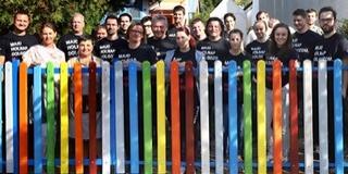 Jószolgálat napot tartottak a Telekom önkéntesei