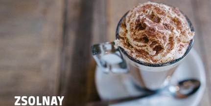 Forró csokival járhatjuk be a Zsolnay Negyedet