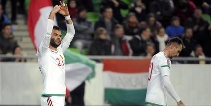 Ezt azért behúztuk: Magyarország-Costa Rica 1-0