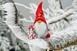A karácsonyra készülődnek a budapesti bevásárló utcák