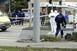 Igazi lúzer: menekülés közben elütötték a bankrablót