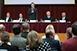 Merre tovább, Pécsi Tudományegyetem? Fórumon ismertették programjukat a rektorjelöltek