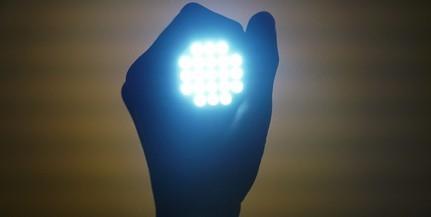 Folytatódik a korszerűsítés: LED-világítást kap a sportközpont