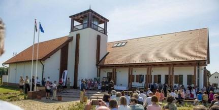 Ötven férőhelyes turistaszállás épül az Ormánságban